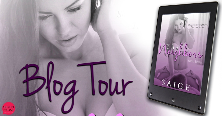 the neighbors - blog tour