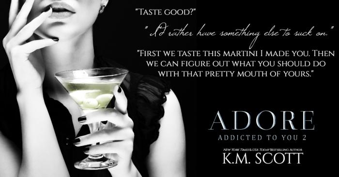 Adore Teaser 1