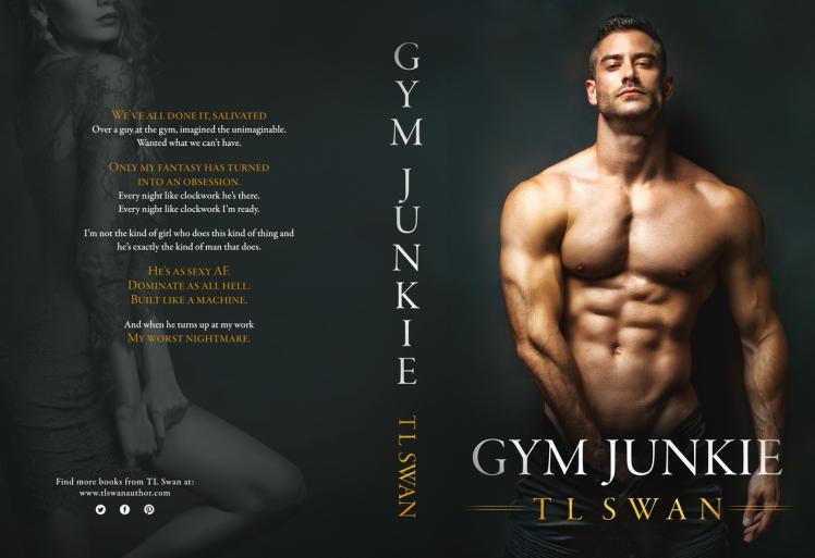 Gym Junkie Full Wrap