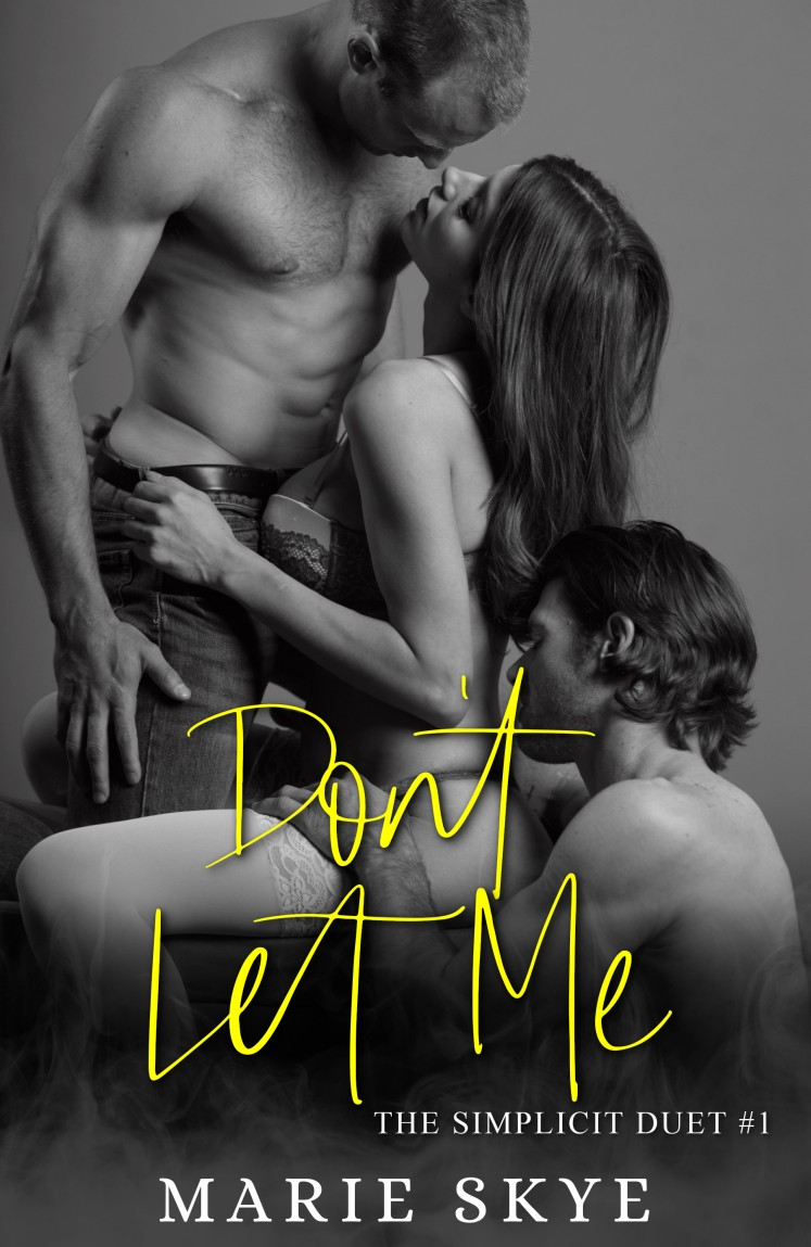 Don't Let Me Ebook Cover